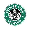 Coffee Time Eliquid logo